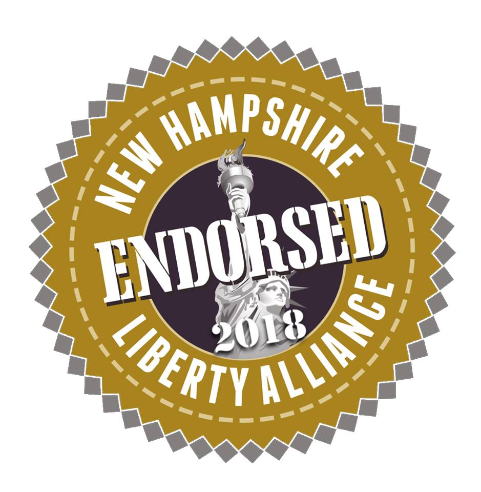 Endorsed by the NH Liberty Alliance
