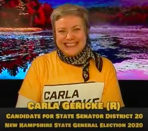Carla Gericke on MPTV: Together We Can Live Free and Thrive!